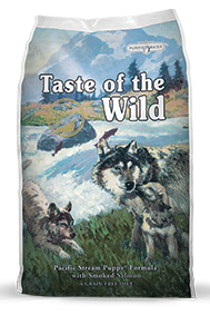 Comercial VYA - Taste of the Wild - Pacific Puppy Stream