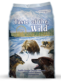 Comercial VYA - Taste of the Wild - Pacific Stream